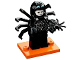 Set No: col18  Name: Spider Suit Boy, Series 18 (Complete Set with Stand and Accessories)