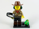 Set No: col19  Name: Jungle Explorer, Series 19 (Complete Set with Stand and Accessories)