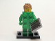 Set No: col20  Name: Brick Costume Guy, Series 20 (Complete Set with Stand and Accessories)