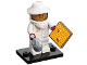 Set No: col21  Name: Beekeeper, Series 21 (Complete Set with Stand and Accessories)