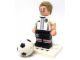 Set No: coldfb  Name: Max Kruse #23, Deutscher Fussball-Bund / DFB (Complete Set with Stand and Accessories)