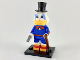 Set No: coldis2  Name: Scrooge McDuck, Disney (Complete Set with Stand and Accessories)
