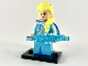 Set No: coldis2  Name: Elsa, Disney (Complete Set with Stand and Accessories)