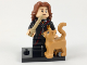 Set No: colhp  Name: Hermione Granger in School Robes, Harry Potter & Fantastic Beasts (Complete Set with Stand and Accessories)