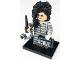 Set No: colhp2  Name: Bellatrix Lestrange, Harry Potter, Series 2 (Complete Set with Stand and Accessories)