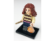 Set No: colhp2  Name: Hermione Granger, Harry Potter, Series 2 (Complete Set with Stand and Accessories)