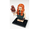 Set No: colhp2  Name: Ginny Weasley, Harry Potter, Series 2 (Complete Set with Stand and Accessories)