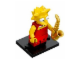 Set No: colsim  Name: Lisa Simpson, The Simpsons, Series 1 (Complete Set with Stand and Accessories)