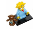 Set No: colsim  Name: Maggie Simpson, The Simpsons, Series 1 (Complete Set with Stand and Accessories)