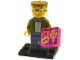 Set No: colsim2  Name: Waylon Smithers, The Simpsons, Series 2 (Complete Set with Stand and Accessories)