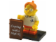 Set No: colsim2  Name: Martin Prince, The Simpsons, Series 2 (Complete Set with Stand and Accessories)