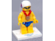 Set No: coltgb  Name: Stealth Swimmer, Team GB (Complete Set with Stand and Accessories)