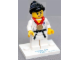 Set No: coltgb  Name: Judo Fighter, Team GB (Complete Set with Stand and Accessories)