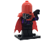 Set No: coltlbm  Name: Red Hood, The LEGO Batman Movie, Series 1 (Complete Set with Stand and Accessories)
