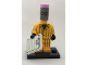 Set No: coltlbm  Name: The Eraser, The LEGO Batman Movie, Series 1 (Complete Set with Stand and Accessories)
