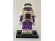 Set No: coltlbm  Name: The Calculator, The LEGO Batman Movie, Series 1 (Complete Set with Stand and Accessories)