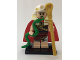 Set No: coltlbm  Name: King Tut, The LEGO Batman Movie, Series 1 (Complete Set with Stand and Accessories)