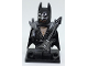 Set No: coltlbm  Name: Glam Metal Batman, The LEGO Batman Movie, Series 1 (Complete Set with Stand and Accessories)