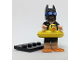 Set No: coltlbm  Name: Vacation Batman, The LEGO Batman Movie, Series 1 (Complete Set with Stand and Accessories)