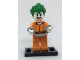 Set No: coltlbm  Name: The Joker - Arkham Asylum, The LEGO Batman Movie, Series 1 (Complete Set with Stand and Accessories)