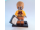 Set No: coltlm  Name: Velma Staplebot, The LEGO Movie (Complete Set with Stand and Accessories)