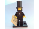 Set No: coltlm  Name: Abraham Lincoln, The LEGO Movie (Complete Set with Stand and Accessories)