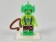 Set No: coltlm2  Name: Swamp Creature, The LEGO Movie 2 (Complete Set with Stand and Accessories)