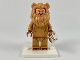 Set No: coltlm2  Name: Cowardly Lion, The LEGO Movie 2 (Complete Set with Stand and Accessories)