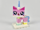 Set No: coltlm2  Name: Unikitty, The LEGO Movie 2 (Complete Set with Stand and Accessories)
