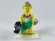 Set No: coltlm2  Name: Hula Lula, The LEGO Movie 2 (Complete Set with Stand and Accessories)