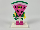 Set No: coltlm2  Name: Watermelon Dude, The LEGO Movie 2 (Complete Set with Stand and Accessories)