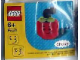 Set No: fruit2  Name: Cherry - Hong Kong Lego Show Promotional