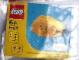 Set No: fruit4  Name: Mango - Hong Kong Lego Show Promotional