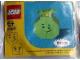 Set No: fruit5  Name: Melon - Hong Kong Lego Show Promotional