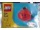 Set No: fruit6  Name: Orange - Hong Kong Lego Show Promotional