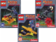 Set No: kabalpha  Name: Alpha Team 3-Pack (boxed versions of 1425,1426,1427)