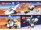 Set No: kabspace  Name: Kabaya Space Port 4-Pack