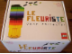 Set No: lfv1  Name: Le Fleuriste Collector Vase - Rapid Flore Pop Color