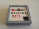 Set No: lwp07  Name: LEGO World Utrecht Puzzle Promo 2013