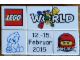 Set No: lwp09  Name: LEGO World Denmark Puzzle Promo 2015