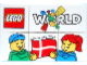 Set No: lwp10  Name: LEGO World Denmark Puzzle Promo 2016