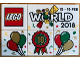 Set No: lwp12  Name: LEGO World Denmark Puzzle Promo 2018