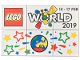 Set No: lwp13  Name: LEGO World Denmark Puzzle Promo 2019