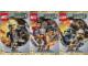 Set No: rrminifigs  Name: Rock Raider Minifigure Packs 3-Pack