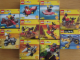 Set No: shell98small  Name: Shell 1998 Promotional Sets (Complete Set)