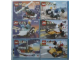 Set No: shtown99small  Name: Shell Town 1999 Promotional (complete set)
