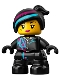 Minifig No: 47205pb065  Name: Duplo Figure Lego Ville, Lucy Wyldstyle