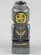 Minifig No: 85863pb057  Name: Microfigure Heroica Knight