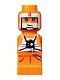 Minifig No: 85863pb075  Name: Microfigure Star Wars Luke Skywalker