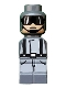 Minifig No: 85863pb081  Name: Microfigure Star Wars AT-ST Pilot